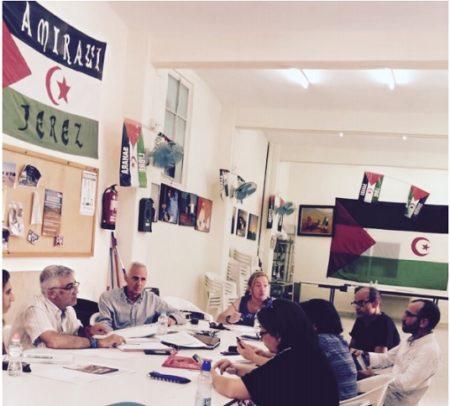 Preparativos para la acogida de niños saharauis en 'Vacaciones en paz' en verano