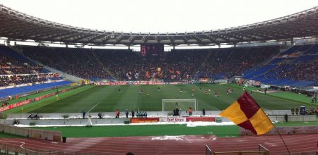 """AS Roma 4, Inter Milan 0 (the AS stands for All Smoking)"" by Gary Denham (CC BY-SA 2.0)"