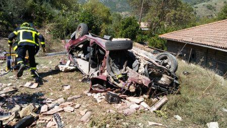 Un fallecido en un accidente de tráfico en la carretera A-373 a la altura de Tavizna