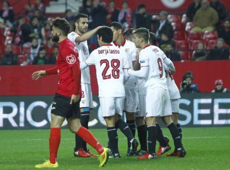 La cantera del Sevilla hace historia