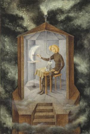 Taller de aproximación a la pintura surrealista realizada por mujeres los días 11 y 12 de marzo