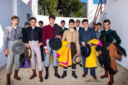Celebrada la primera selección del ciclo de becerradas en la plaza de toros de Ubrique