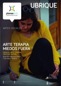 Taller de Inteligencia emocional para escolares 'Arte terapia: miedos fuera' el 7 de mayo en el IES Maestro Francisco Fatou