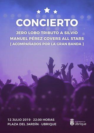 Concierto de Jero Lobo 'Tributo a Silvio', el viernes 12 de julio en El Jardín