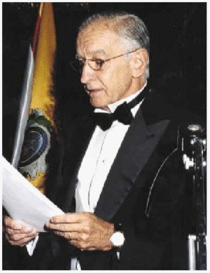Pedro Zarco (Foto: Real Academia de Medicina).