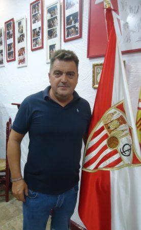Francisco Pérez León, presidente en 2008-2010.