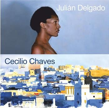 Exposición de pintura de los artistas gaditanos Julián Delgado y Cecilio Chaves, hasta el 25 de enero en el Antiguo Mercado de Abastos
