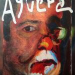 Reunión de cuadros de Antonio Rodríguez Agüera en el Convento, con motivo de su 80 aniversario