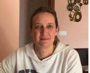 Isabel Gómez (Foto: Radio Ubrique).