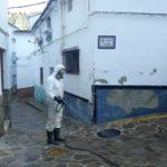 Desinfección de instalaciones públicas y privadas y espacios comunes