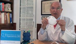 El Dr. Antonio Rodríguez Carrión.
