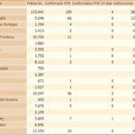 El número de personas contagiadas de coronavirus en Ubrique se mantiene en 55, con siete fallecimientos, según la Junta