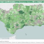 Ubrique mantiene las cifras de 55 contagios, 22 curaciones y 9 fallecimientos por covid-19 el último día de mayo