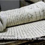 Un esbozo de la historia del Archivo Municipal de Ubrique, en el Día Internacional de los Archivos