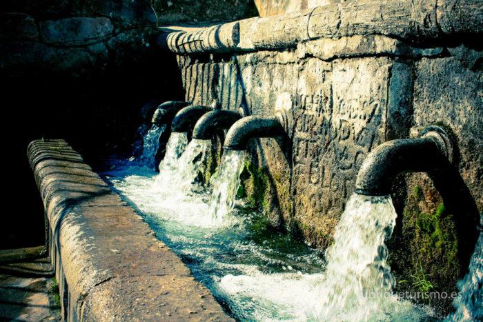Fuente de los Nueve Caños (Foto: Ubrique Turismo).