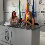 Diputación y Ayuntamiento de Ubrique coordinan las próximas acciones formativas y de empleo en el municipio