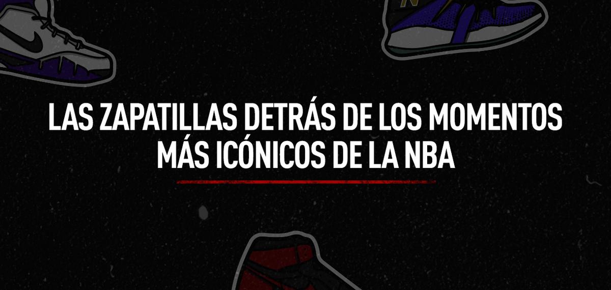 Moda y tecnología se conjugan en el calzado del mejor baloncesto del mundo