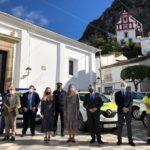 La Junta y el Ayuntamiento de Ubrique firman un convenio para la integración de la Policía Local en el sistema 112
