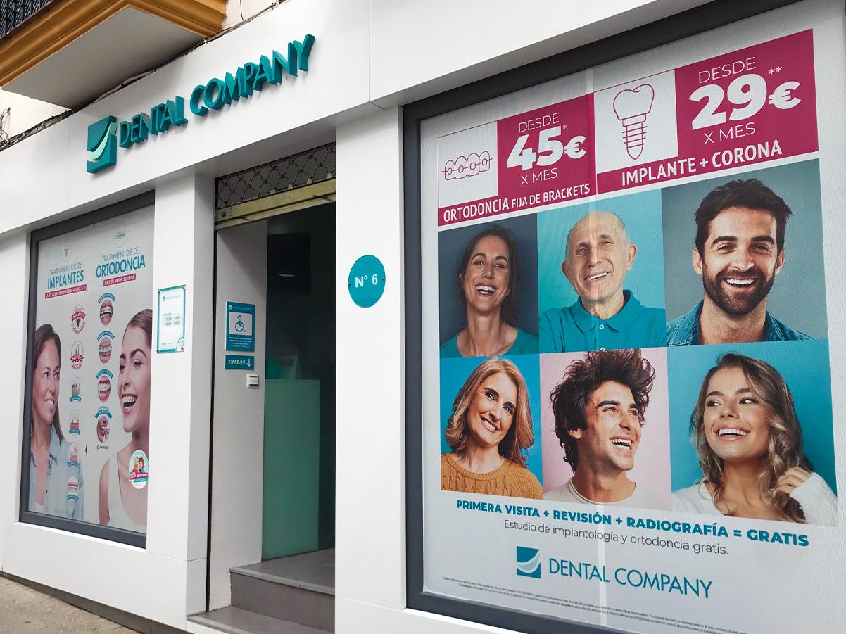La seguridad y las sonrisas se unen en Dental Company