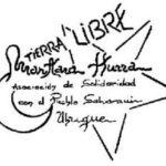 La asociación Tierra Libre de Ubrique muestra su solidaridad con el pueblo saharaui