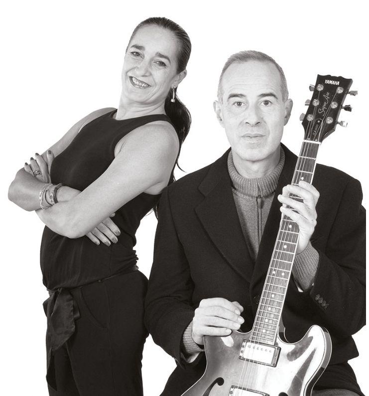 Concierto de clásicos del jazz y la bossanova de Anabel Azuar & Milton Castillo el domingo 22 de noviembre en el IES Francisco Fatou