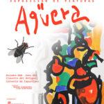 Agüera expone 'El vuelo del moscardón' en el Convento en diciembre y enero