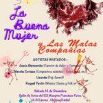 Concierto de La Buena Mujer y Las Malas Compañías el sábado 12 de diciembre en el IES Maestro Francisco Fatou