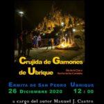 Crujida de gamones de Ubrique: nuevo libro de Manuel Castro
