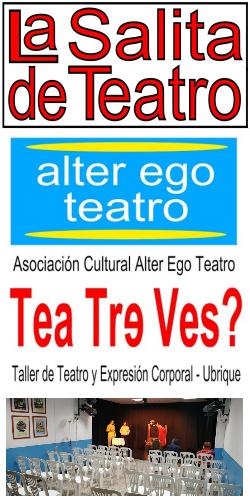 Agenda de próximos eventos en La Salita de Tetaro