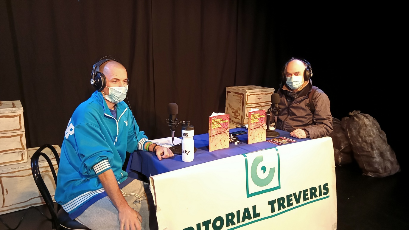 Conversación con Tito Toni, autor de <i>España 52. Qué pasaría si me apellidara Gasol</i>