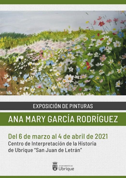 Exposición de pintura de Ana Mary García Rodríguez