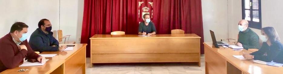 Los alcaldes de IU de la Sierra vuelven a pedir a la Junta medidas más contundentes contra el aumento de los contagios en la comarca
