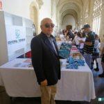 Tedoro Leo Menor, en una imagen de archivo en la Feria del Libro de Jerez de 2019.