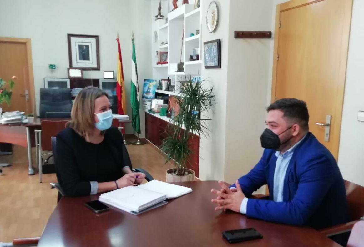 Más de 76.800 euros para mejorar infraestructuras municipales en Ubrique en los dos últimos años