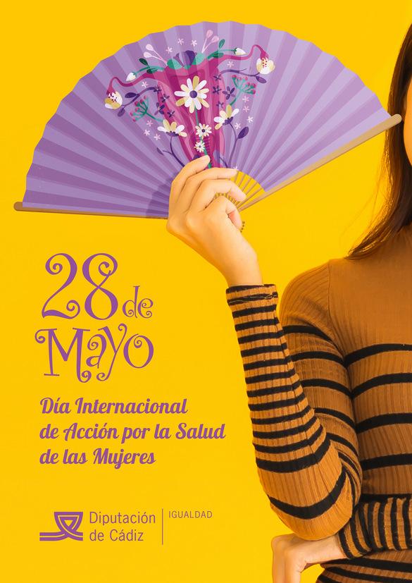 Ubrique celebra el 21 de mayo el día internacional de acción por la salud de las mujeres, que se conmemora el 28