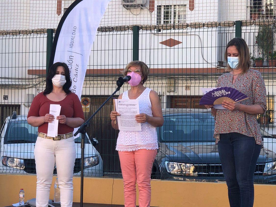 La conmemoración provincial del Día internacional de acción por la salud de las mujeres arranca en Ubrique