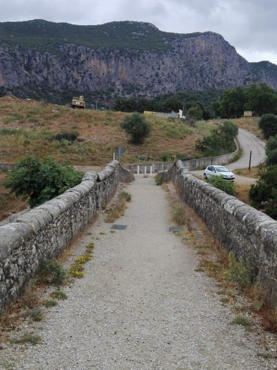 La Junta saca a licitación la rehabilitación del puente de la Vega del Realejo