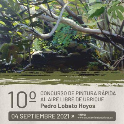 Vuelve el concurso de pintura al aire libre Pedro Lobato Hoyos