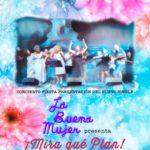 La Buena Mujer, grupo liderado por Carmen Morales, presenta su nuevo single