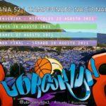 Festival España 52: campeonato nacional 3×3