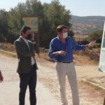 La Junta presenta el proyecto de rehabilitación del puente del Realejo