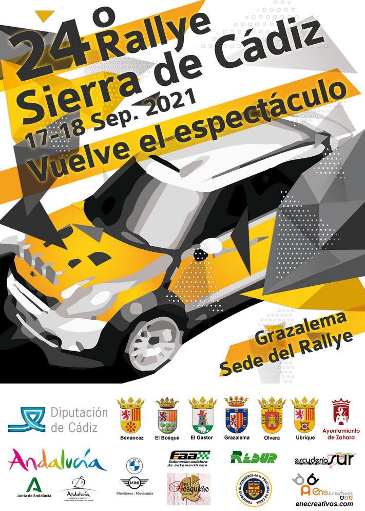 Cita con el rallye en la Sierra de Cádiz