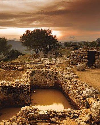 VI concurso fotográfico sobre la ciudad romana de Ocvri